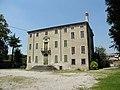 Villa Maldura Grifalconi Bonaccorsi, retro (Pernumia).jpg