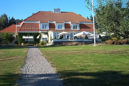 Villa Söderås Lidingö aug 2004