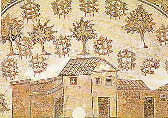Tunisian wine - Image: Villa rustica Tabarka