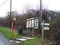 Village Information - geograph.org.uk - 315013.jpg