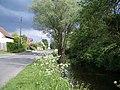 Village Road at Alconbury Weston - geograph.org.uk - 461581.jpg