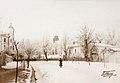Vilnia, Karaleŭskaja-Bernardynskaja. Вільня, Каралеўская-Бэрнардынская (S. Fleury, 1896).jpg