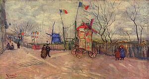 Montmartre (Van Gogh series) - Image: Vincent Willem van Gogh 133