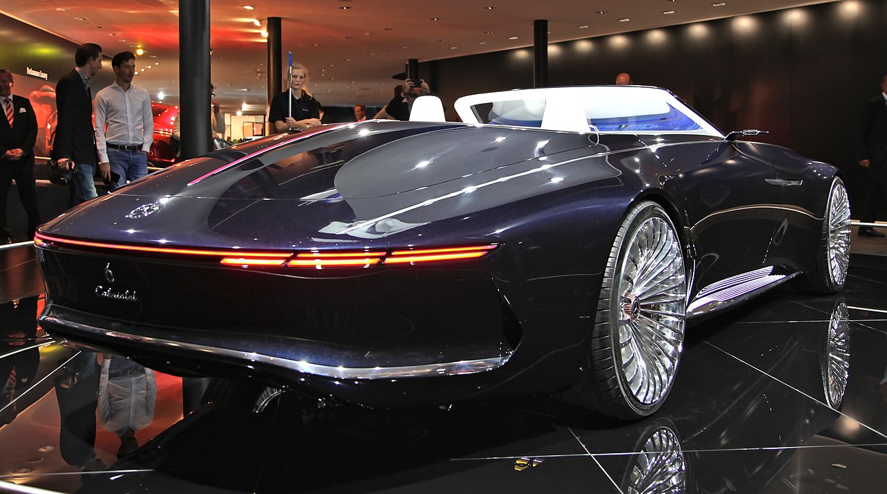 the most striking mercedes concept cars in 2018. Black Bedroom Furniture Sets. Home Design Ideas