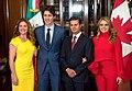 Visita Oficial del Primer Ministro de Canadá, Justin Trudeau (23810869068).jpg
