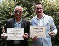 Vladimir Nikolaevich Melnikov & Vlad Zaytsev 28.06.2014 - Bucha.JPG