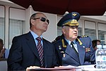 Vladimir Putin and Alexander Zelin, MAKS-2011.jpeg