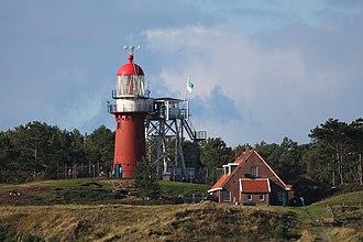 Vlieland - Image: Vlieland Vuurtoren