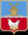 Volodarsk (Seyma) COA (2011).png