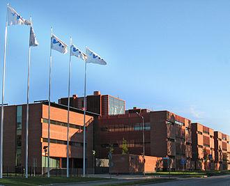 VTT Technical Research Centre of Finland - Image: Vtt headquarters espoo finland