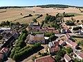 Vue du bourg de Sougères-en-Puisaye (Yonne, France) en 2018 - 3.JPG