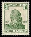 Württemberg 1916 247 König Wilhelm II.jpg