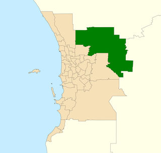 Electoral district of Swan Hills State electoral district of Perth, Western Australia