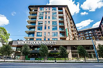 Uptown, Dallas - Whole Foods Uptown Dallas