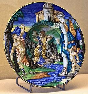 Echo and Narcissus - Image: WLANL Artshooter Echo, Amor en Narcissus