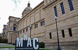 WLM14ES - Palau Nacional i seu del MNAC de Barcelona - MARIA ROSA FERRE.jpg