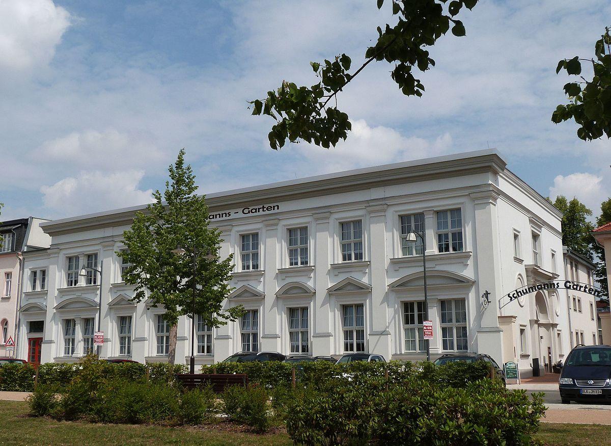 Schuhmanns Garten Wikipedia