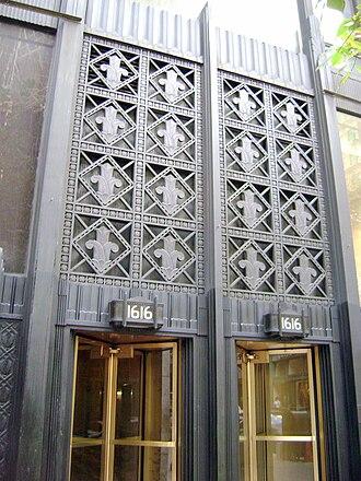 Walnut Street (Philadelphia) - 1616 Building