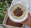 WWOZ Drive Food Red Beans Rice.JPG