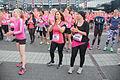 Waardering van de deelneemsters Ladiesrun 2015 Rotterdam.jpg