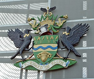 City of Wagga Wagga - Image: Wagga Wagga Coat of Arms