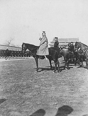 Alfred von Waldersee - Count Waldersee in China