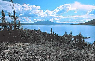 Walker Lake (Northwest Arctic, Alaska) - Image: Walker Lake NPS