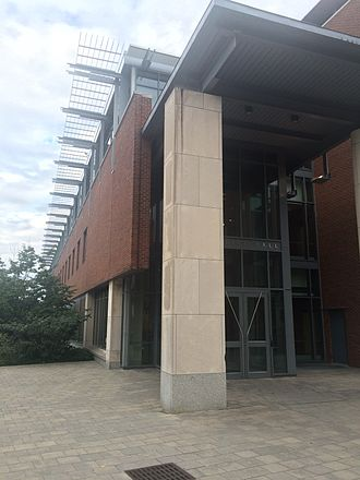 Office of Population Research - Wallace Hall, home to the Office of Population Research