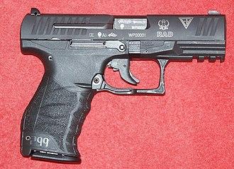 Walther P99 - P99 RAD made by Fabryka Broni Radom.