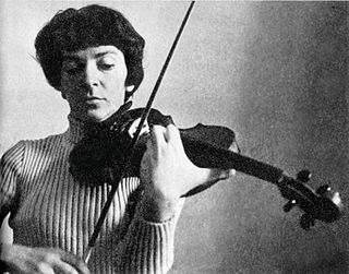 Australian violinist