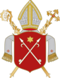 Coat of arms of Lebus, Bishopric