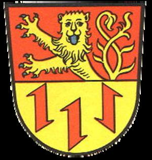 Flammersfeld - Image: Wappen Flammersfeld