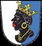 Das Wappen von Lauingen (Donau)