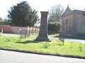 War Memorial Aston Lane Aston - geograph.org.uk - 153125.jpg