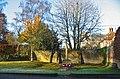 War Memorial Cranborne Dorset - geograph.org.uk - 281481.jpg