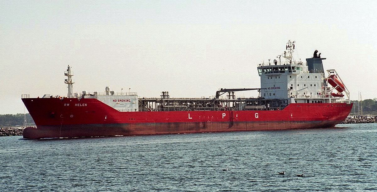 Lpg Carrier Wikipedia