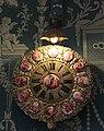 Warwick Castle - Marie Antoinette clock - September 2019.jpg