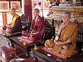 Wat Phra Sing - Ubosot - Wax statues south - P1140274.jpg