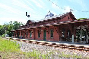 Waterbury Amtrak Station.JPG