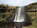 Waterfall, Stockdale Beck - geograph.org.uk - 379710.jpg