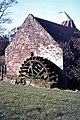 Watermill wheel at Preston Mill, 1969 - geograph.org.uk - 1413128.jpg