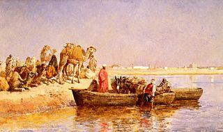 Along the Nile