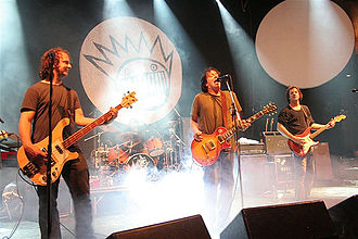 Ween - Ween performing in Edmonton in 2007