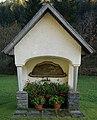 Wegkapelle in Zell Pfarre-Sele, 950m Seehöhe, Bezirk Klagenfurt Land, Kärnten.jpg