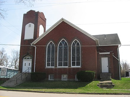West Mansfield Friends Church, Ohio, affiliated with the Evangelical Friends Church International West Mansfield Friends Church.jpg
