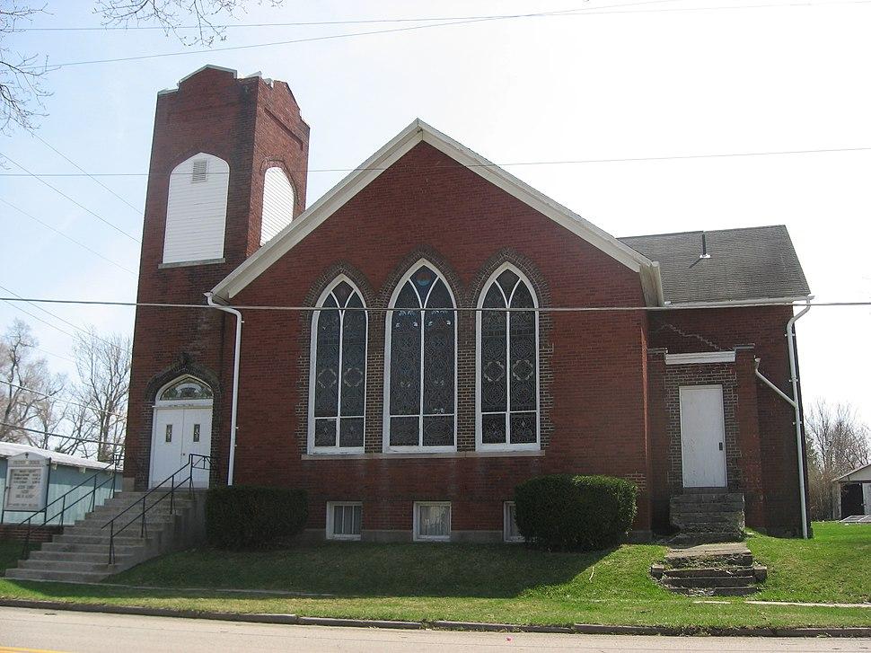 West Mansfield Friends Church