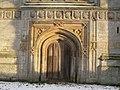 West door, Holy Trinity - geograph.org.uk - 1630154.jpg