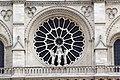 West rose window of Notre-Dame de Paris 2009.jpg