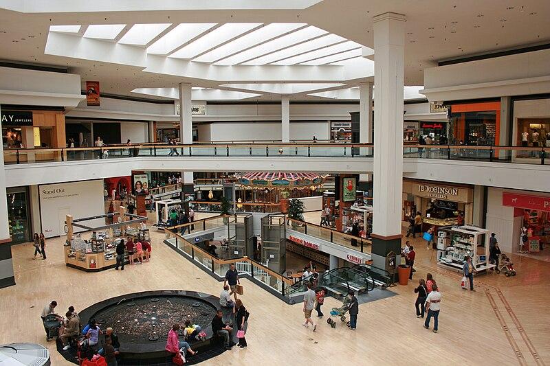 Westfield Fox Valley Mall Food Court