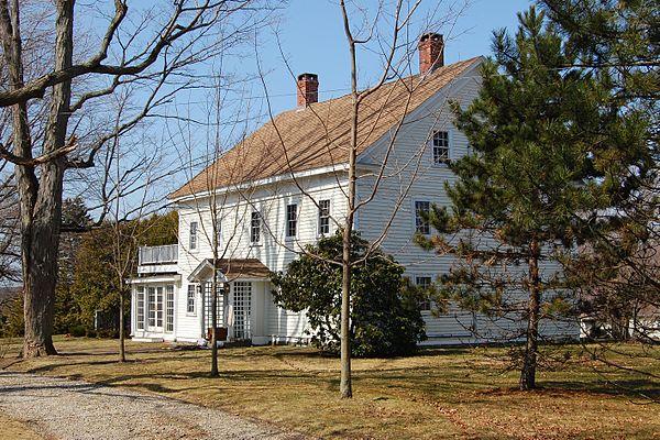 White-Preston House